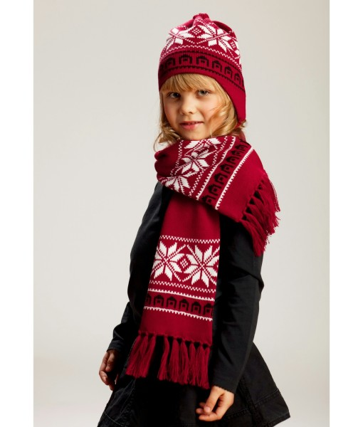 Kids-wool-hat-and-scarf-set-Tines-3