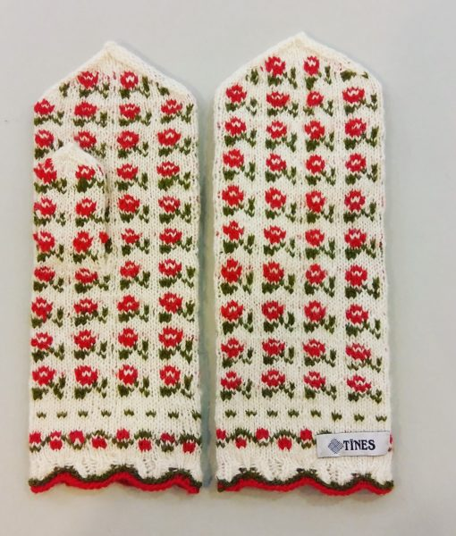 Mittens Tines knitted pattern101 (1)